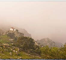 Fog in the mountain by Antonio Jose Pizarro Mendez