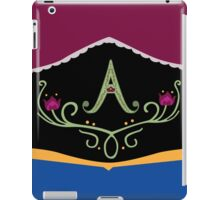 Anna Frozen Bag iPad Case/Skin