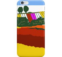 Colour Shock 3 (detail) iPhone Case/Skin