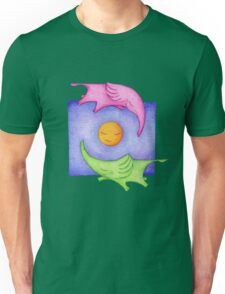 Elephants Can Fly! Unisex T-Shirt