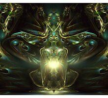Hybrid Theory Photographic Print