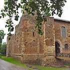 Colchester Castle by Susan E. King