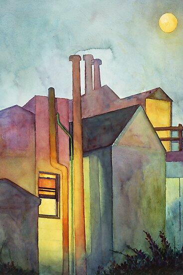 Rear Window  by Zehda