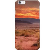 Day is created at Wolwedans iPhone Case/Skin