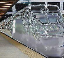 Crystal Train by KellyGirl