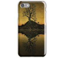 Golden Lake iPhone Case/Skin