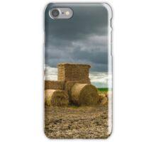 Eco farming iPhone Case/Skin
