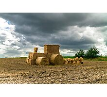 Eco farming Photographic Print