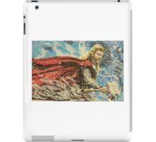 Thor, The avengers iPad Case/Skin