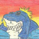 Sharkie by Dylan Mazziotti