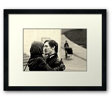 Making Babies - from A to Z Framed Print