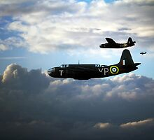 RAF Havoc I by J Biggadike