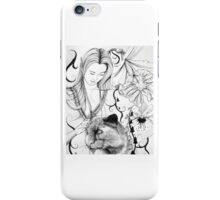 """Kardyst"" Ink drawing. 2013 iPhone Case/Skin"