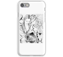 """Kardyst"" Ink drawing. 2013 iPhone Case/Skin"