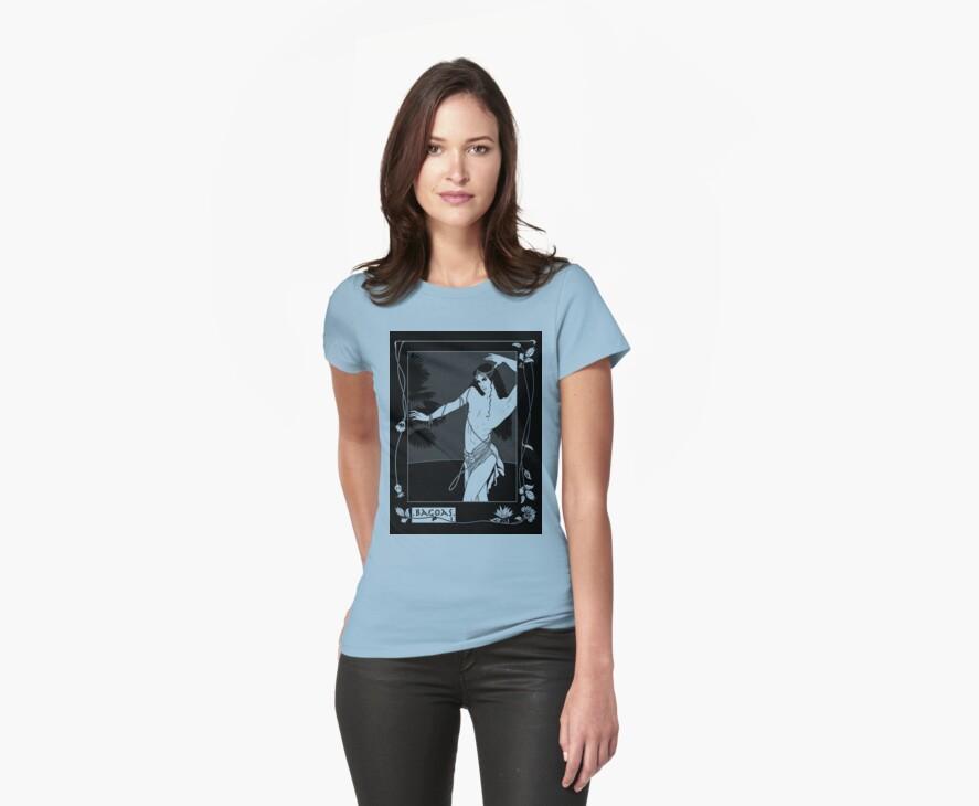 Bagoas t-shirt by Gorgidas
