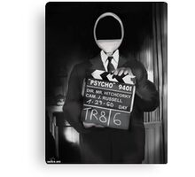 Corky the Film Director Canvas Print