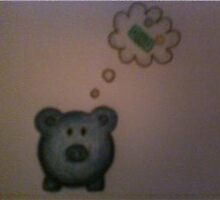 hungy piggy by abawana