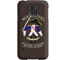 The Battle of Waterloo 200 year anniversary. Samsung Galaxy Case/Skin