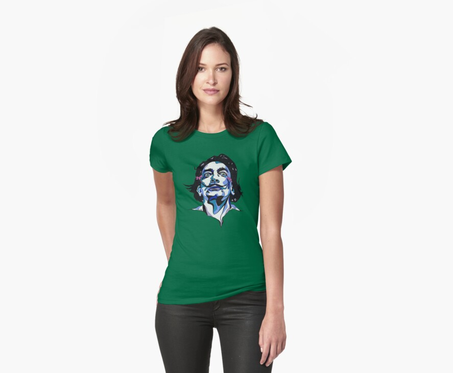 Salvador T-shirt by Angelique  Moselle