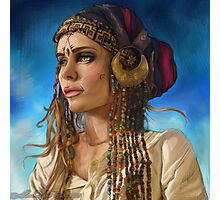 Alonso the Pirate Queen Photographic Print