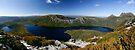 Cradle Mountain Panorama by Robert Mullner