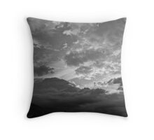 May Clouds 12 Throw Pillow