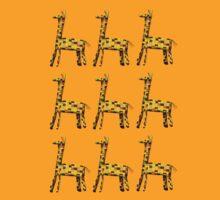 Giraffes  by Hamlet Centre