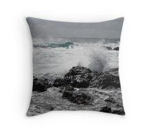 Lanzarote Beach Throw Pillow