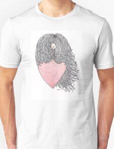 Hair and heart T-Shirt