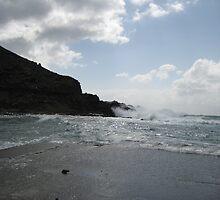 Lanzarote views by Laura Hopkin