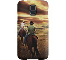 Central Queensland  Samsung Galaxy Case/Skin