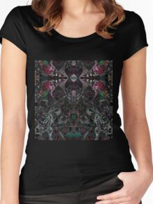 Harlequin #3 Women's Fitted Scoop T-Shirt