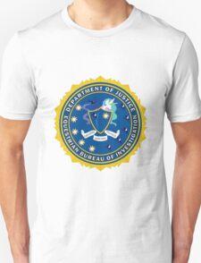 EBI - Equestrian Bureau of Investigation (FBI) T-Shirt