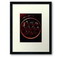 PLe@$e EnTeR Framed Print