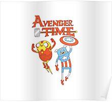 Avenger time Poster
