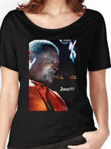 Jazz Women's Relaxed Fit T-Shirt