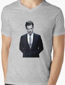 Benedict Cumberbatch Mens V-Neck T-Shirt