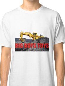 Big Boys Toys T-Shirt Classic T-Shirt