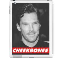 Benedict Cumberbatch Cheekbones iPad Case/Skin