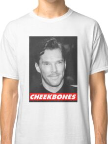 Benedict Cumberbatch Cheekbones Classic T-Shirt