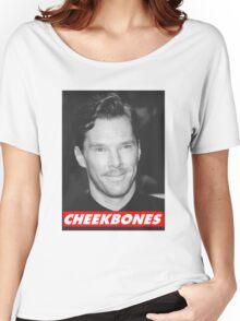 Benedict Cumberbatch Cheekbones Women's Relaxed Fit T-Shirt