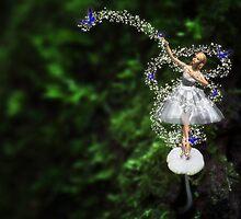 Magic Mushroom by Sarah Moore