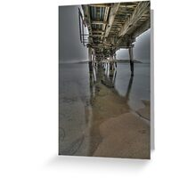Under the Causeway Greeting Card