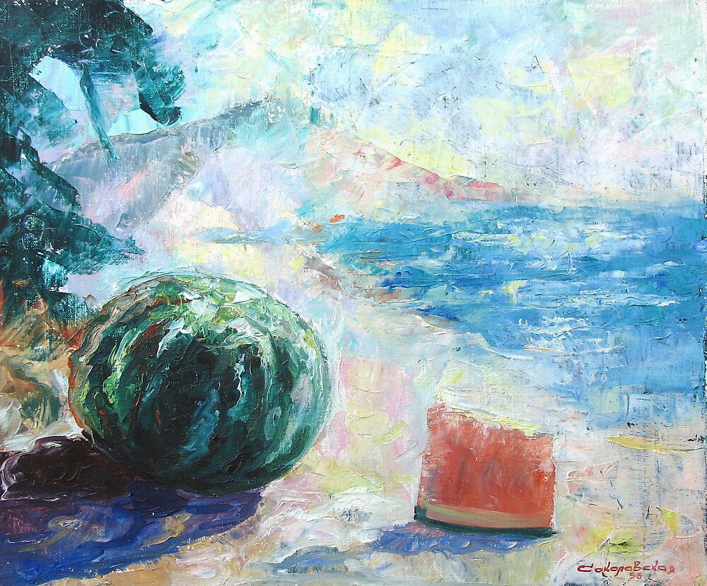 The sammer by Sokolovskaya