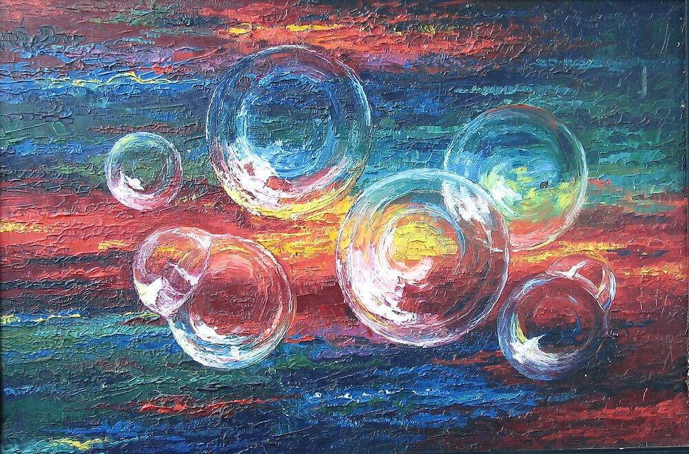 Bubbles by Sokolovskaya
