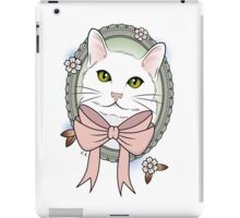 Valentina the Cat  iPad Case/Skin