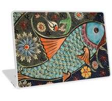 Turkish Mosaic Art Laptop Skin