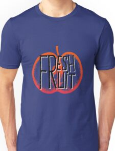 Apple fresh fruit illustration Unisex T-Shirt