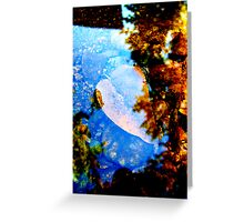 A Reflection... Greeting Card