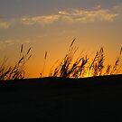 Sunrise over the sands by James Godber